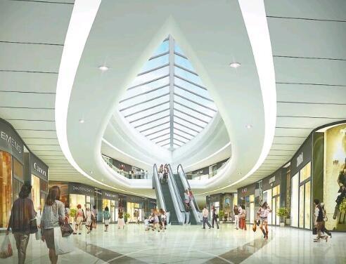 泉城cbd地下公共空间设计方案出炉 车库商铺地铁站全有